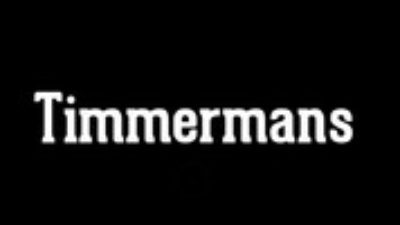 Timmermans gives itself a new website