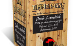 Timmermans lanceert -limited editons in bag-in-box van 5 liter: Oude Lambiek 2011