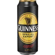 Guinness Special Export Can