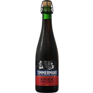 Timmermans Kriek Retro Bottle 37,5cl