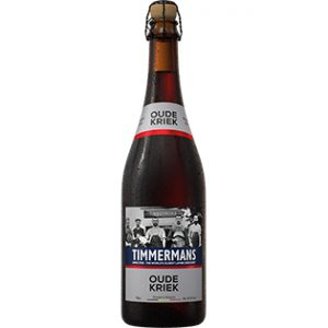 Timmermans Oude Kriek Bottle 75cl