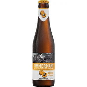 Timmermans Pêche Lambicus Bottle 33cl