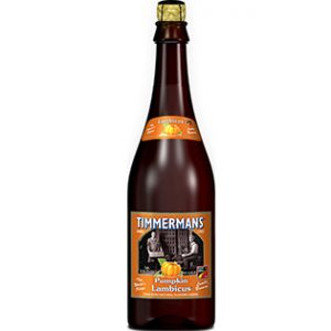 Timmermans Pumpkin Lambicus Bottle 75cl