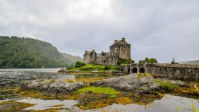 In search of Scottish legends