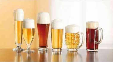 Tell me what glass of beer you have and I will tell you what you're drinking!