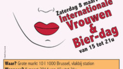 8 March – International Women and Beer Day