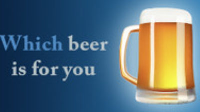 Analyse your tastes and savour your beer!