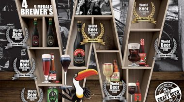 World Beer Challenge 2019 : 8 awards !