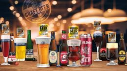 6 vincitori all'edizione 2019 dei World Beer Awards!