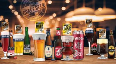 6 prijzen op de World Beer Awards 2019!